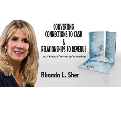 Build Relationships and Grow Your Business Successfully: 5 AHAs from Rhonda L. Sher